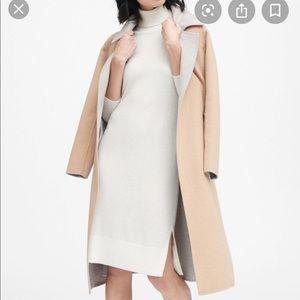 NWT Banana republic cashmere blend sweater dress